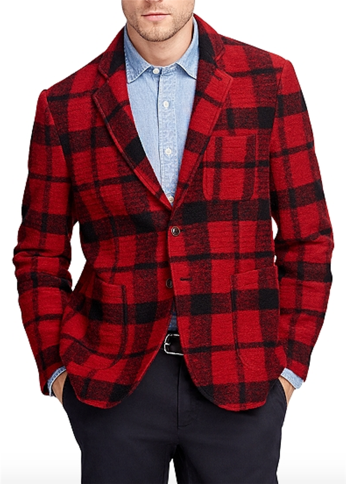 The Office Holiday Party: Gents' Festive Dressing Series, Part 1 (of 3)