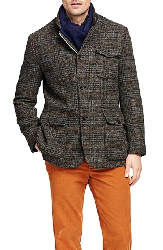Gents' Must-Haves for Fall: What You're Wearing Next