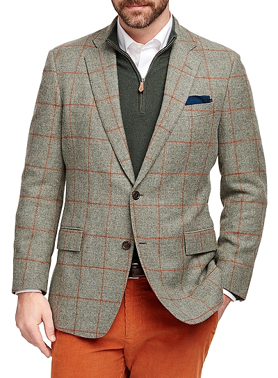The Casual Holiday Get-together: Gents' Festive Dressing Series, Part 3 (of 3)