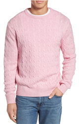 Vineyard Vines - Wool & Cashmere Cable Knit Sweater