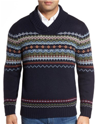 Tommy Bahama - Fair Isle Sweater