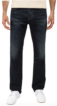 AG Jeans - Matchbox Slim Straight Jeans in 3 Years Wellspring