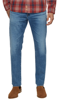 AG Jeans - Matchbox Slim Straight Leg Denim in 18 Years Edit