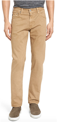 AG Jeans - Tellis SUD Modern Slim Stretch Twill Pants