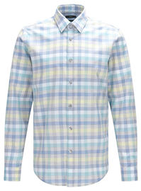 BOSS Hugo Boss - Lukas Regular Fit, Cotton Button Down Shirt