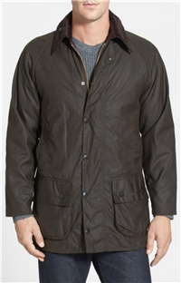 Barbour - Classic Beaufort Relaxed Fit Waxed Cotton Jacket
