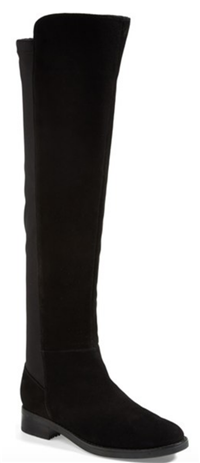 Blondo - Eden Over the Knee Waterproof Boot