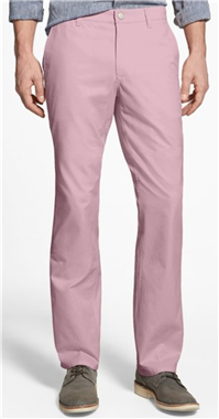 Bonobos - Straight Fit Washed Cotton Chinos