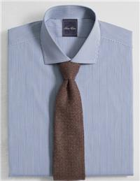 Brooks Brothers - Golden Fleece® Regent Fit English Collar Mini Gingham Dress Shirt