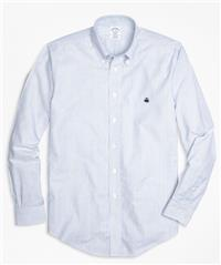 Brooks Brothers - Non-Iron Regent Fit Oxford Stripe Sport Shirt