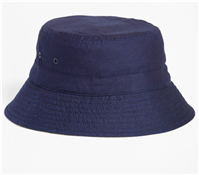 Brooks Brothers - Reversible Nylon Bucket Hat