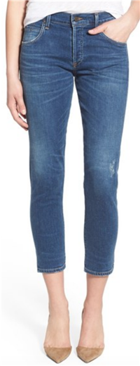 Citizens of Humanity - Elsa Crop Slim Jeans