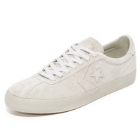 Converse - Pro Leather Breakpoint Suede Sneakers