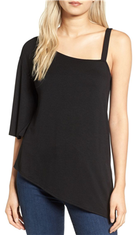 Ella Moss - Bella One-Shoulder Blouse