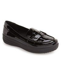 FitFlop - Leather Penny Loafer