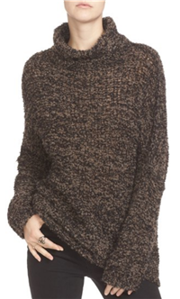 Free People - She's All That Knit Turtleneck Sweater