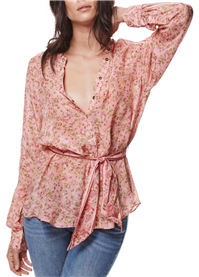 Free People - Skyway Blouse
