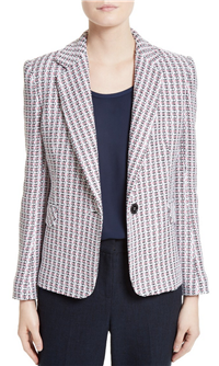 Helene Berman - Tweed Blazer