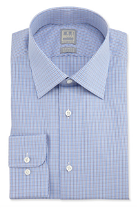 Ike Behar - Check Woven Dress Shirt