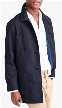 J. Crew - Ludlow Water-repellent Mac Jacket