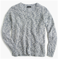 J. Crew - Oversized Marled Sweater