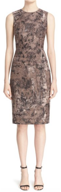 Lafayette 148 New York - Marilyn Jacquard Sheath Dress