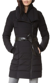 Mackage - Belted Lightweight Down Coat