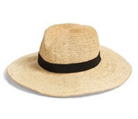 Madewell - Packable Straw Hat