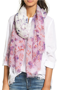 Nordstrom - Jungle Blossoms Scarf