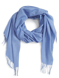 Nordstrom - Tissue Weight Wool & Cashmere Scarf