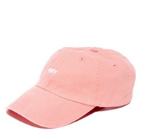 Obey - Jumble Bar 6 Panel Cap