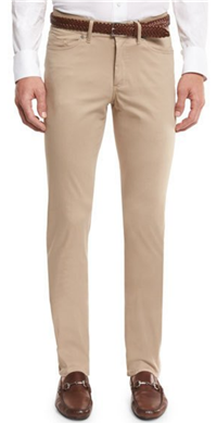Peter Millar - Collection Perfect Poplin 5-Pocket Pants