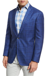Peter Millar - Port Vauban Windowpane Sport Coat