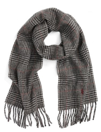 Polo Ralph Lauren - Reversible Wool Blend Scarf