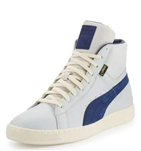 Puma - Men's Basket Mid GTX® High-Top Sneaker