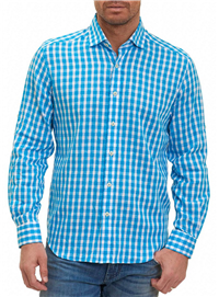 Robert Graham - Modern Americana Freddie Check Slim Fit Button-Down Shirt