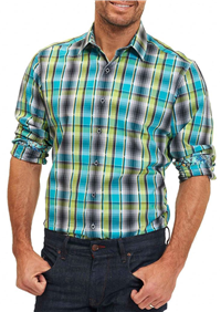 Robert Graham - Hiran Plaid Sport Shirt