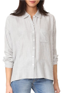 Soft Joie - Caitriona Button Down Shirt