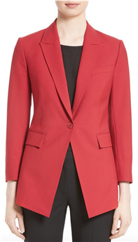 Theory - Etienette B One-Button Jacket
