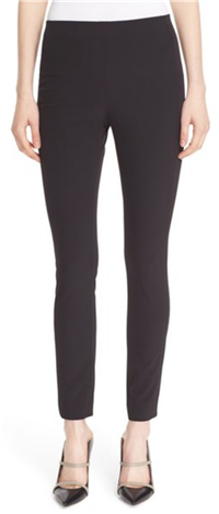 Theory - Navalane Becker Stretch Ponte Skinny Pants
