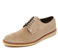 To Boot New York - Jack Suede Lace Up Shoes
