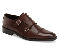 To Boot New York - Morgan Double Monk Strap Shoe