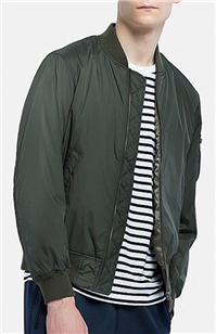 UNIQLO - Men MA-1 Bomber Jacket