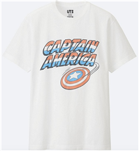 UNIQLO - Men Marvel Collection Short Sleeve Graphic T-shirt