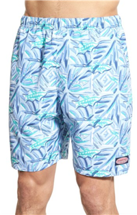 Vineyard Vines - Batik Fish - Chappy Swim Trunks