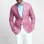 Spring's Upbeat Color Story: Think Rainbows & Cotton Candy, Gents